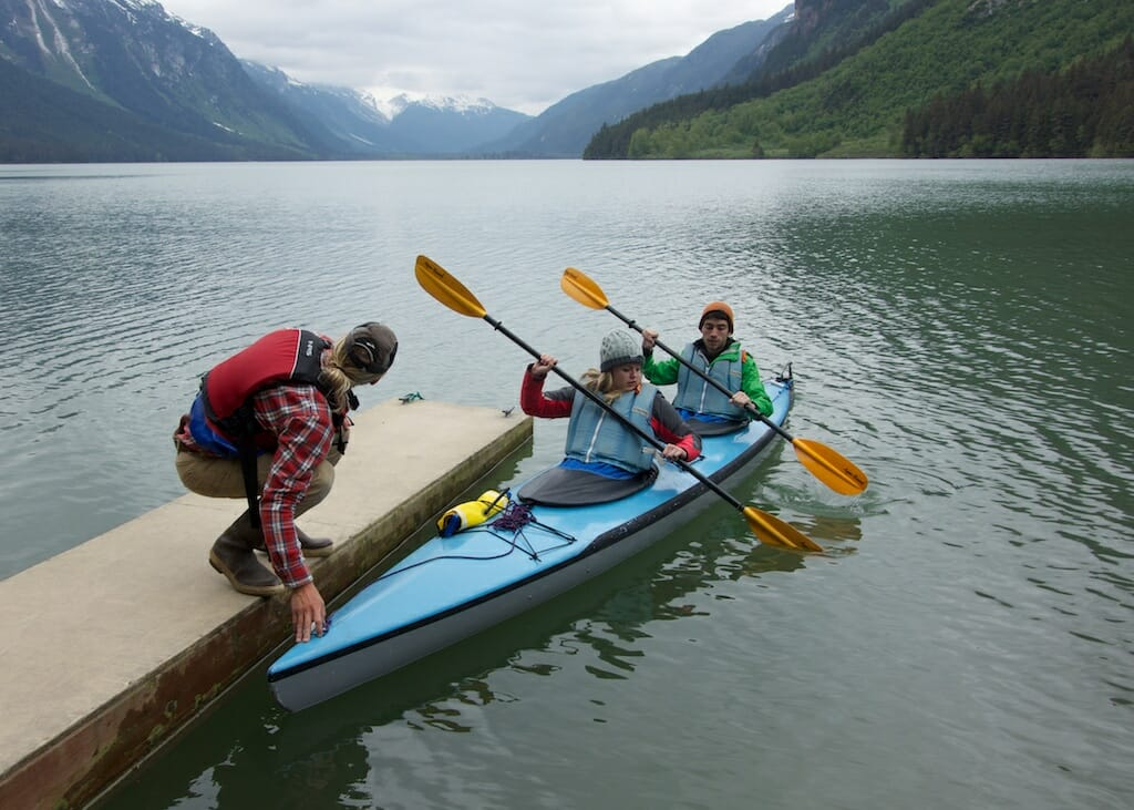 Haines Kayaking and Rafting Tours