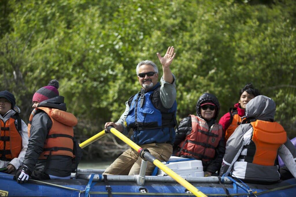 Chilkat Bald Eagle Preserve Rafting